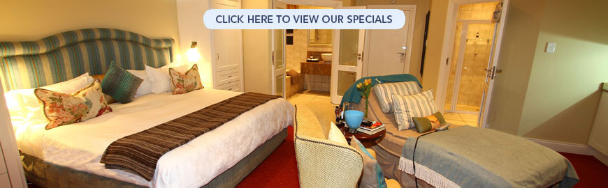 Country Hotel accommodation