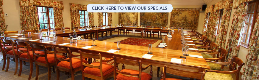 Dullstroom conferencing rooms