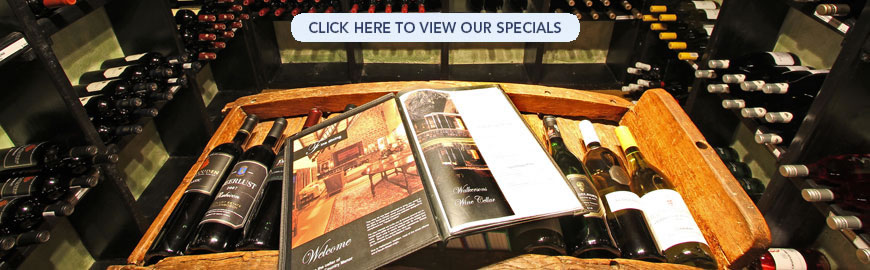 Wine and dine at Walkersons Hotel