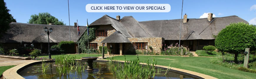 Luxury Dullstroom accommodation