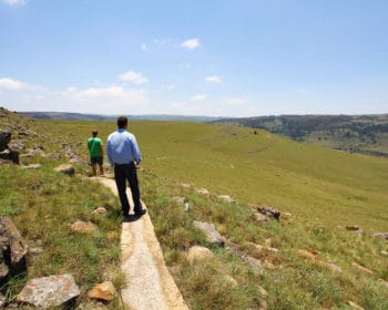 Hiking in Dullstroom