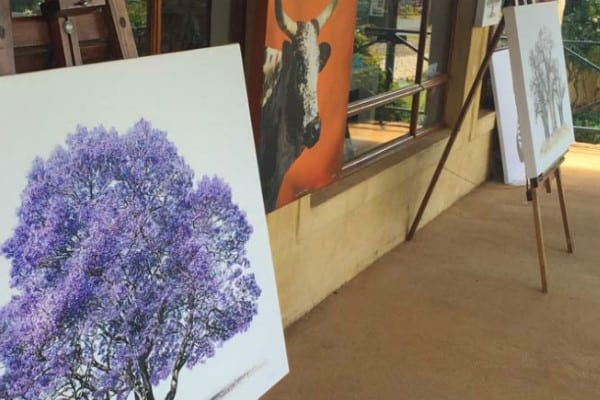 Art galleries in Dullstroom