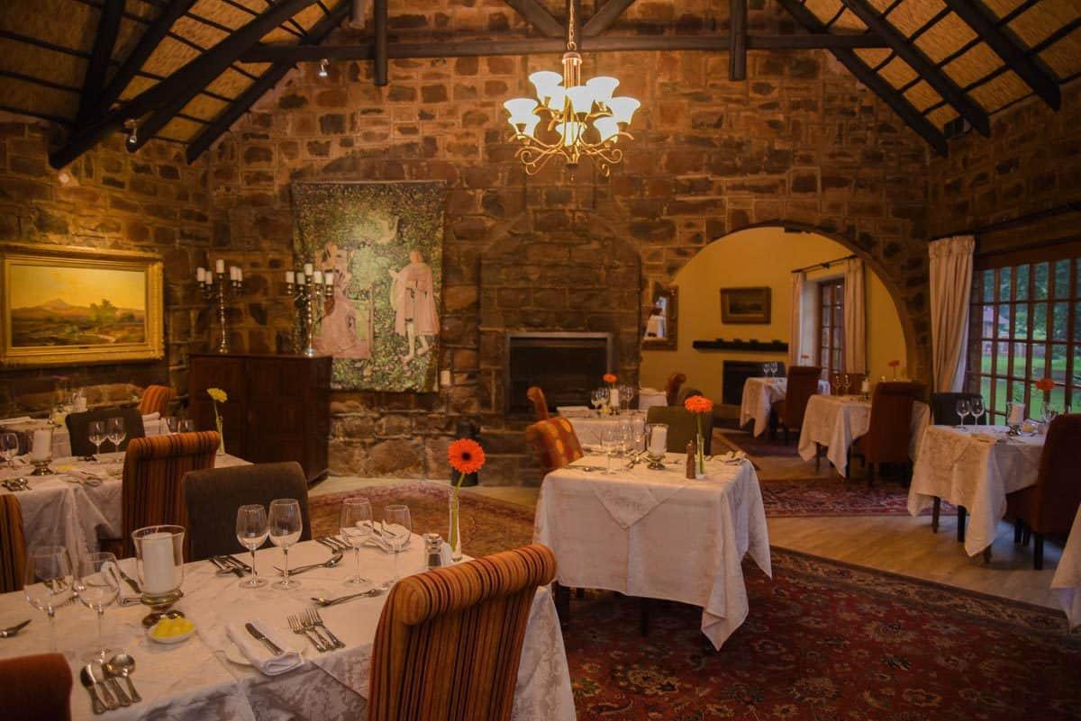 dullstroom restaurant