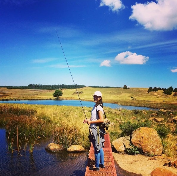 Fishing at Walkersons Hotel
