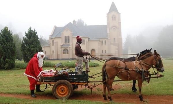 Christmas in Dullstroom