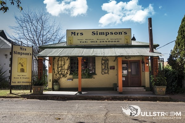 Mrs Simpsons Dullstroom