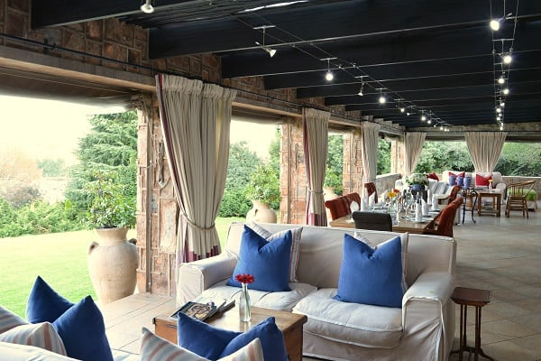 Terrace Restaurant Walkersons