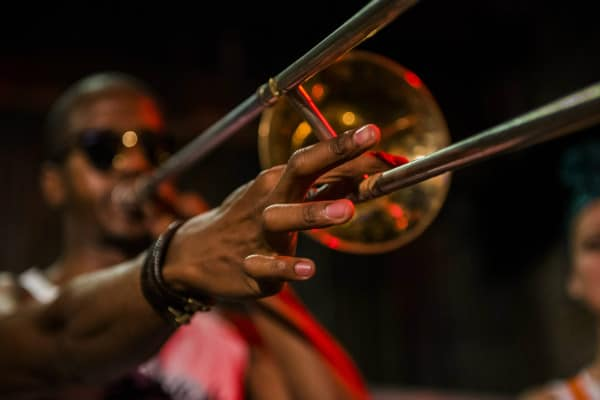 Brass Band in Dullstroom