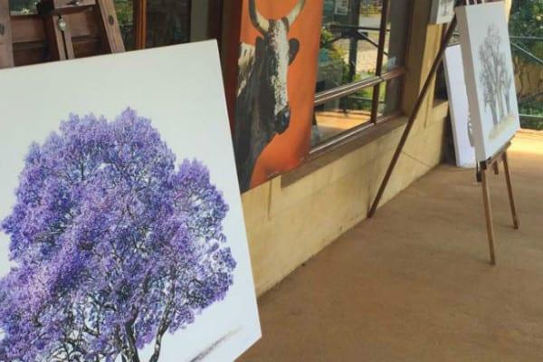 Art galleries in Dullstroom