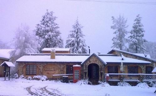 Dullstroom Winter