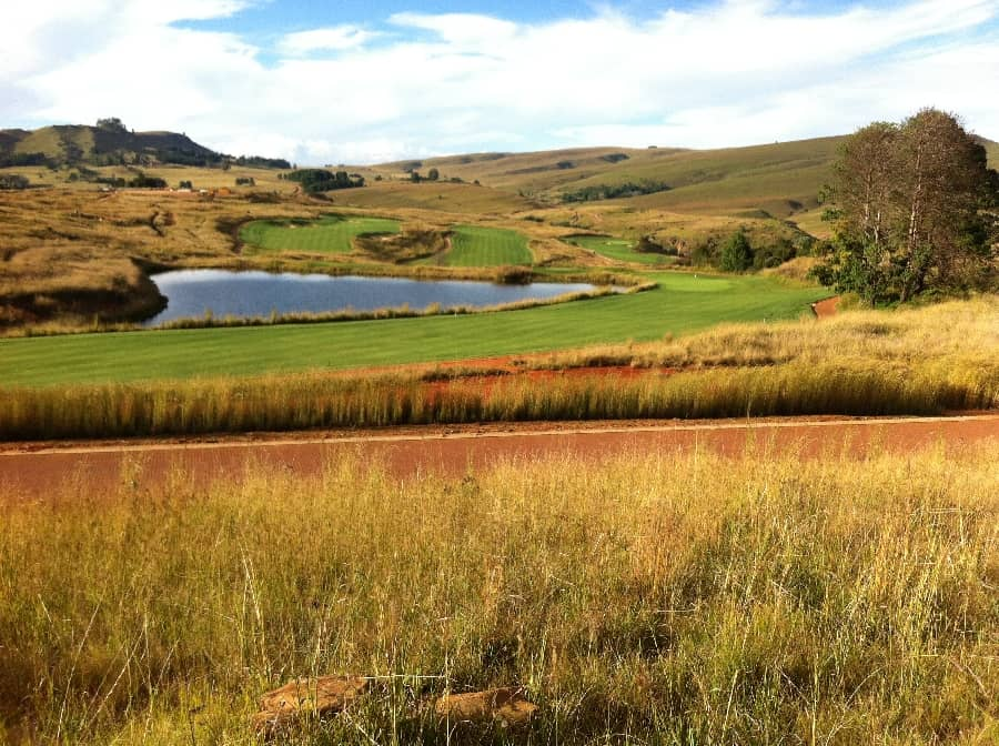 Highland Gate Golf and Trout Estate