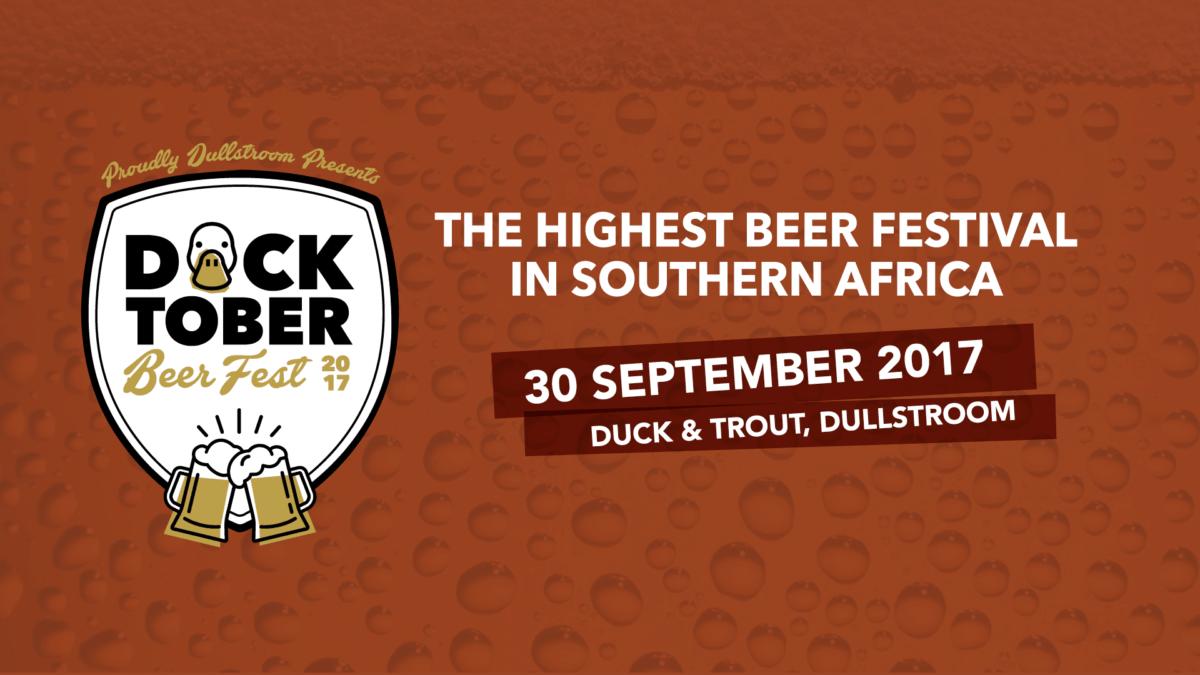 Ducktober Beer Fest 2017