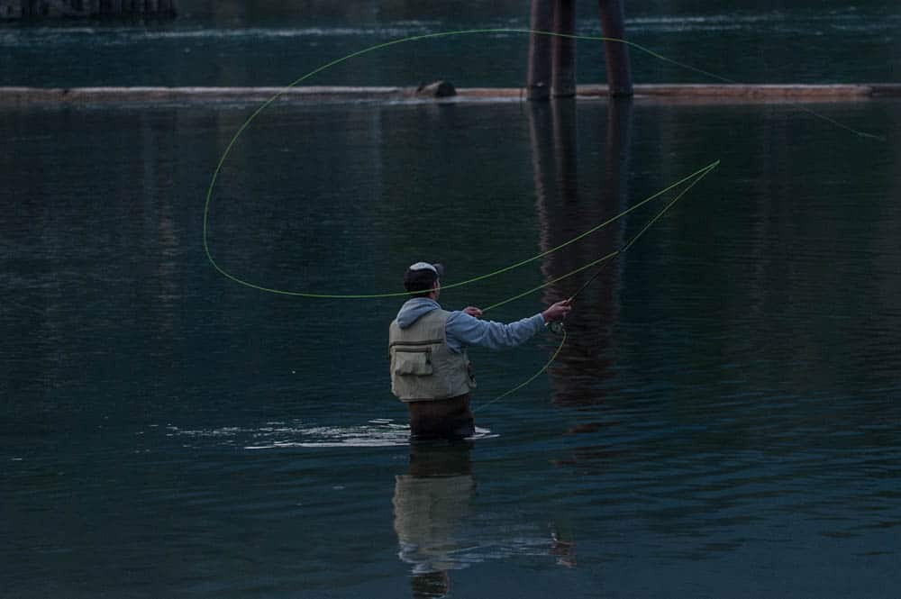 Fly-fishing in Dullstroom