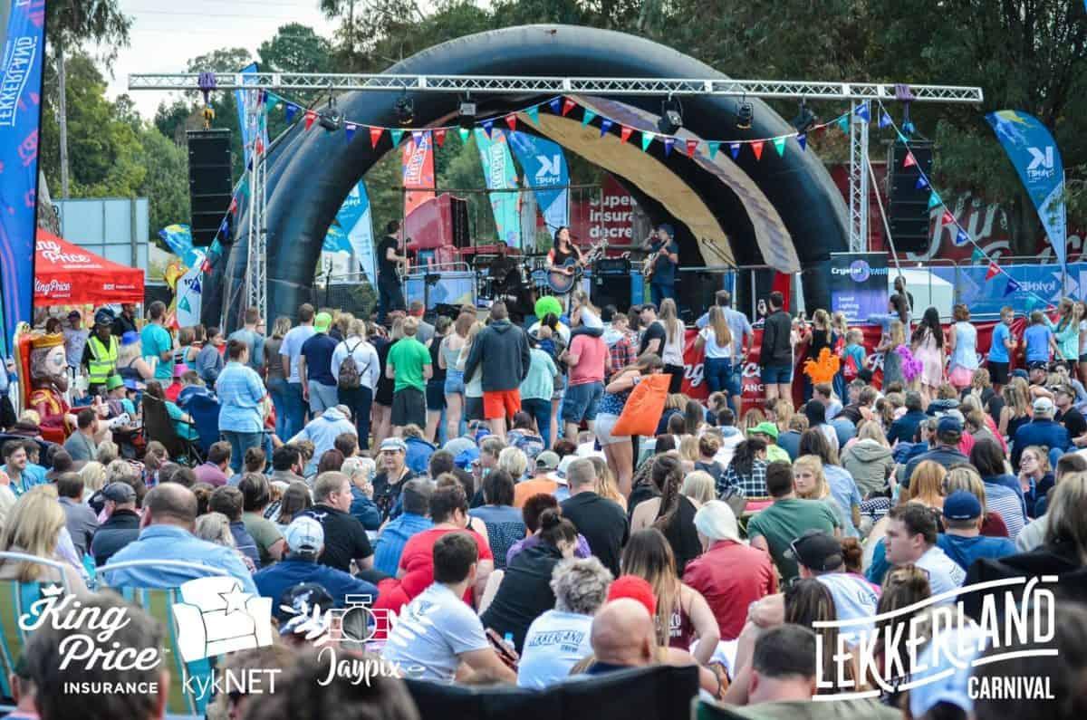 Lekkerland Carnival 2018
