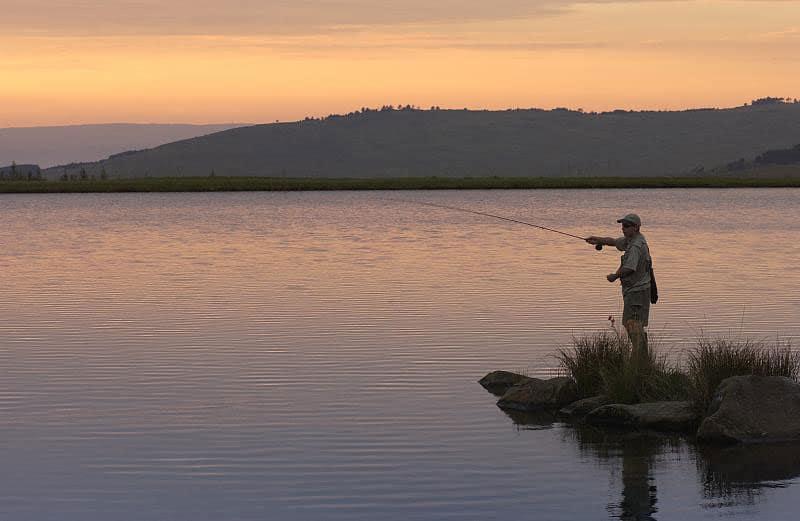 Dullstroom fishing