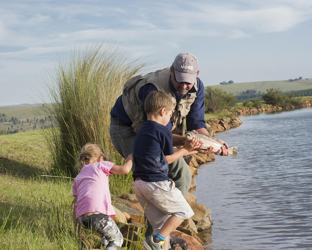 Fly Fishing Dullstroom