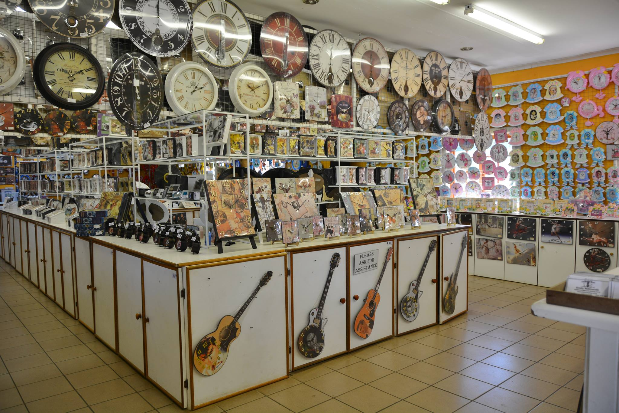 Clock Shop Dullstroom
